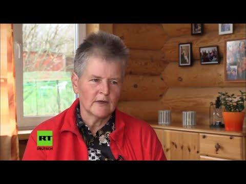 Немка, живущая в России, рубит правду!  Мнение немцев