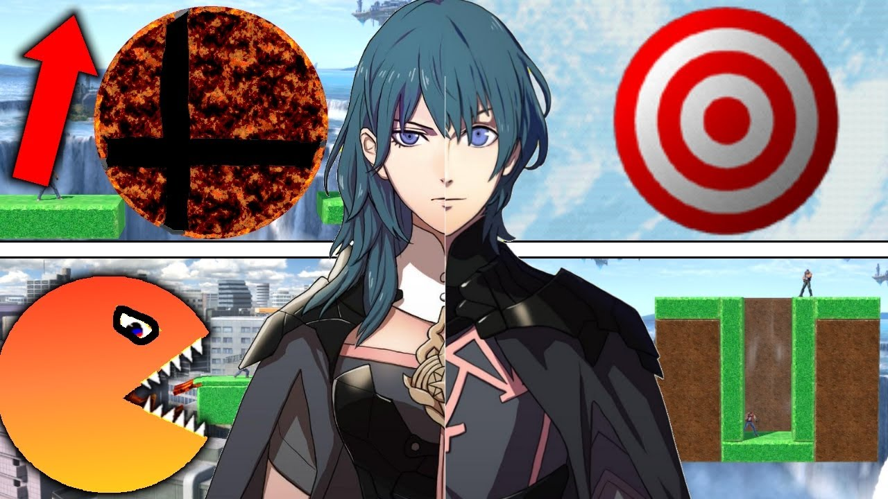 Super Smash Bros. Ultimate - Can Byleth COMPLETE These 24 Challenges? thumbnail