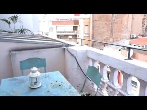 Nice penthouse with a terrace in Ruzafa