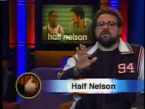 Kevin Smith on Ebert & Roeper re: Half Nelson