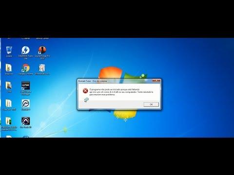RESOLVIDO!!! Corrigindo erro Kontakt 5.6.0.