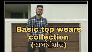 Basic top wear collection in y…