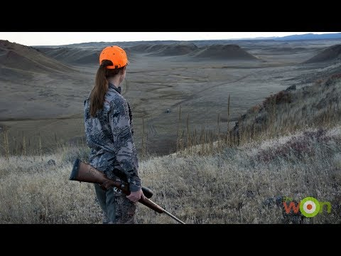 The 2017 Wyoming Women's Antelope Hunt