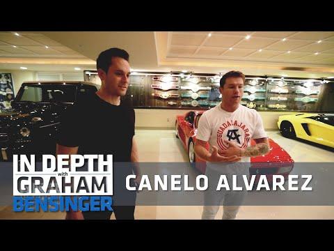 Canelo Alvarez's Guadalajara mansion tour (EXCLUSIVE)