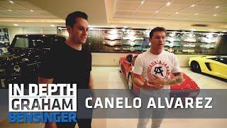 Canelo Alvarez's Guadalajara mansion tour (EXCLUSIVE)