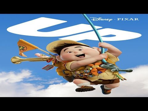 Up Movie Based Game Disney Pixar - Up Full Game for Kids! Part 1