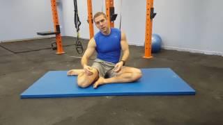 Silne biodra - mobility drill - Marek Purczyński