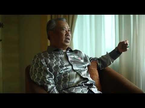 Interview with former Malaysia DPM Tan Sri Dato' Haji Muhyiddin bin Yassin