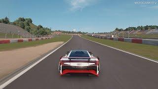 Gran Turismo Sport - Audi Vision Gran Turismo Gameplay [PS4 Pro]