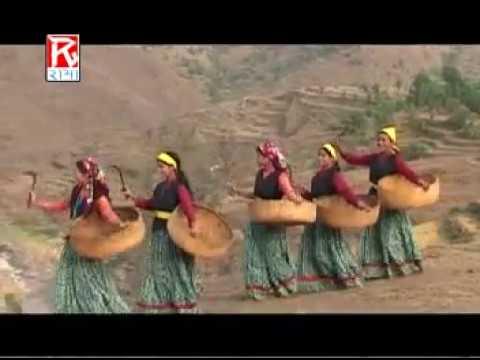 Thumka Utarakhand Garhwali Non Stop Geet By Kalpana Chuhan