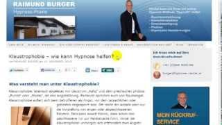 Klaustrophobie -- wie kann Hypnose helfen?