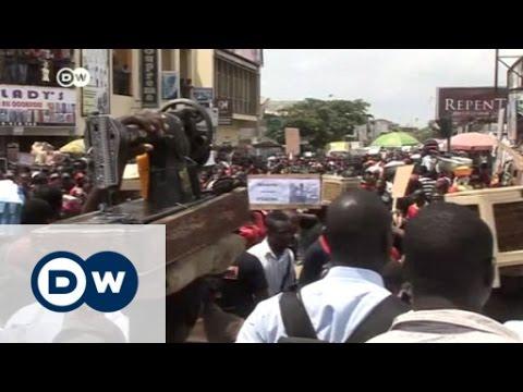 Ghana: economía e infraestructura