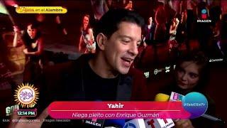 Así reaccionó Yahir cuando Enr…