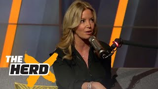 Jeanie Buss opens up about Byron Scott, Lakers organization | THE HERD (FULL INTERVIEW)