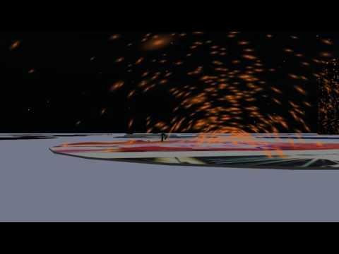 PopUpArt on The 5D 4 Sim Artist Platform @ LEA in Second Life