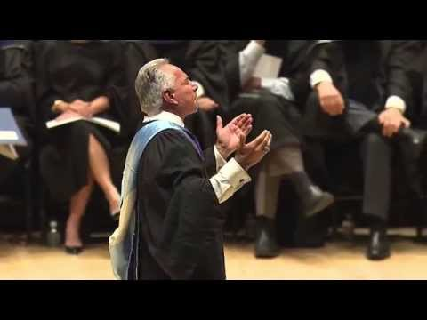 """Principles for Success""Joe Plumeri  NY Law School 2015 Commencement (Full Version)"