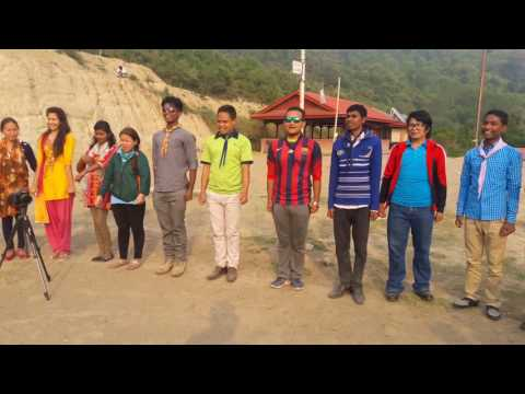 Funny Scout Song By Ram Bhattarai