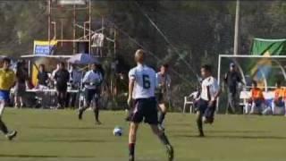 U-17 '92 MNT vs. Brazil: Highlights - Dec. 8, 2007