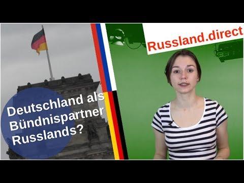 Deutschland als Bündnispartner Russlands?