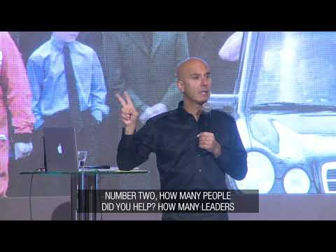 Top Business + Life Lessons from The World's Best Leaders | Robin Sharma Live