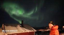 Massive Aurora 23rd March 2018 Abisko, Sweden