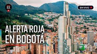Alerta roja y toque de queda por Covid-19 en Bogotá - El Espectador