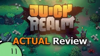 Juicy Realm (ACTUAL Game Review)