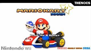 Mario kart Mania   Mario Kart Wii Mod   Thenocs