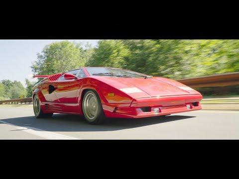 The Significance Of A Factory Correct Lamborghini Countach (Feat. Valentino Balboni)