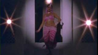 Repeat youtube video Hot Rekha in pink saree from Do Anjane