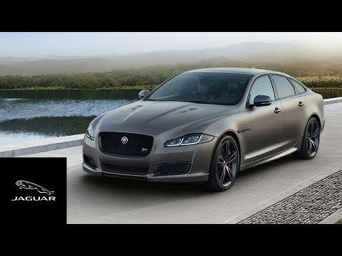 Jaguar | Introducing the New XJR 575