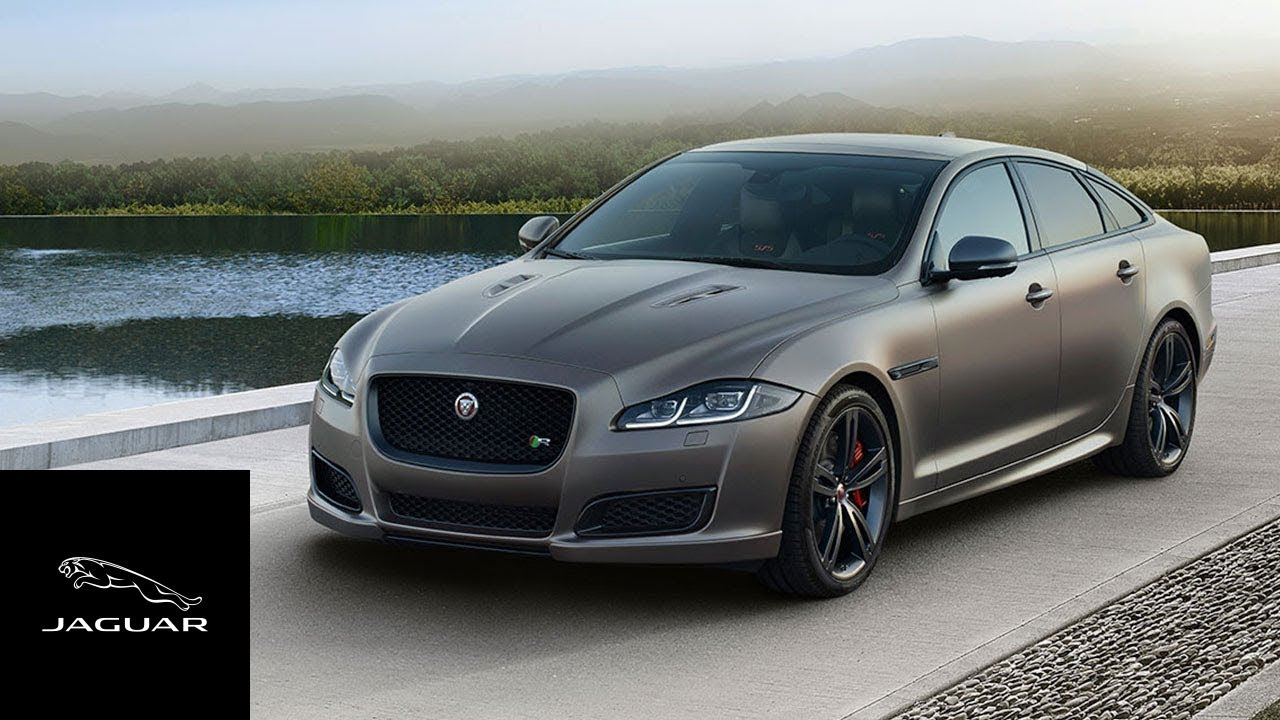 Jaguar | Introducing the New XJR 575 - YouTube