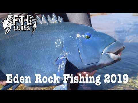 FTL Lures - Eden Rock Fishing 2019
