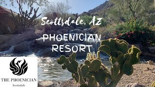 Exploring the Phoenician Resort in Scottsdale, AZ