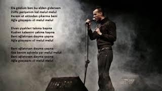 Cem Adrian - Ela Gözlüm (Orijinal Karaoke)