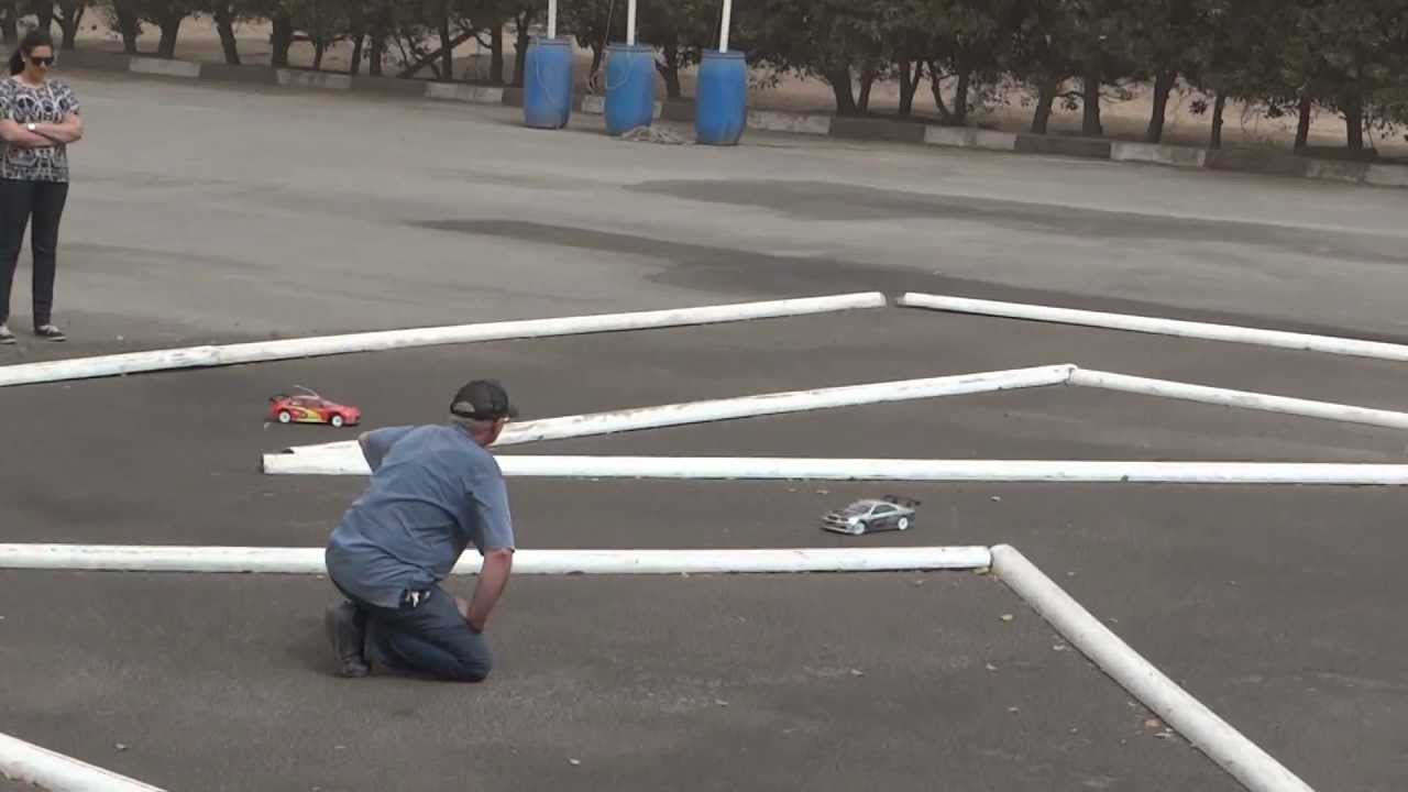RC Fully Modified Electric Cars On Road Race