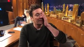 Jimmy Fallon's Daughters Early Wake Up Makes Him Tired