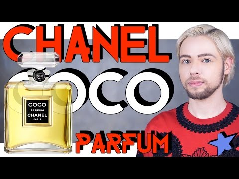 CHANEL COCO - PARFUM REVIEW