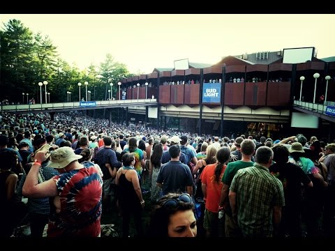 Grateful Dead Road Trip - Dead & Co Live Concert in Saratoga Springs, NY.