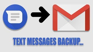 How to Auto backup Your Text Messages to Your Gmail Account Easily screenshot 5