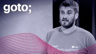 GOTO 2018 • How To Move Fast Without Breaking Everything • Jamie Dobson