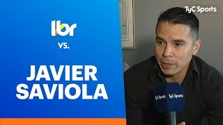 Líbero VS Javier Saviola