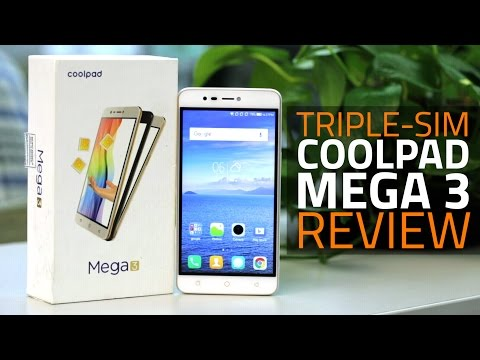 Coolpad Mega 3 Triple-SIM Smartphone Review   Specifications, India Price, Verdict and More