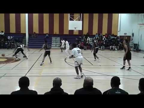 Talib Ferrette 6'4 190 Combo Guard Arundel Christian School(MD)  2021 Junior Year Highlights