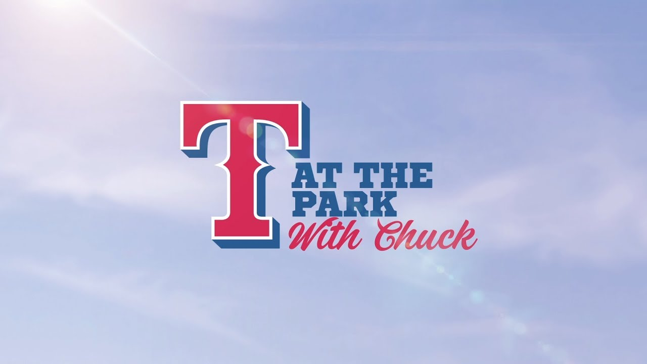 At the Park with Chuck' Offers Inside Look at Globe Life