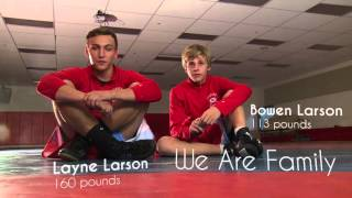 The Lancer Creed by the Wrestling Team