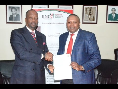 Capital Group inks SME deal with Kenya National Chamber of Commerce