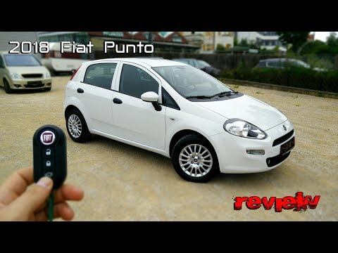 2018 Fiat Punto | Review