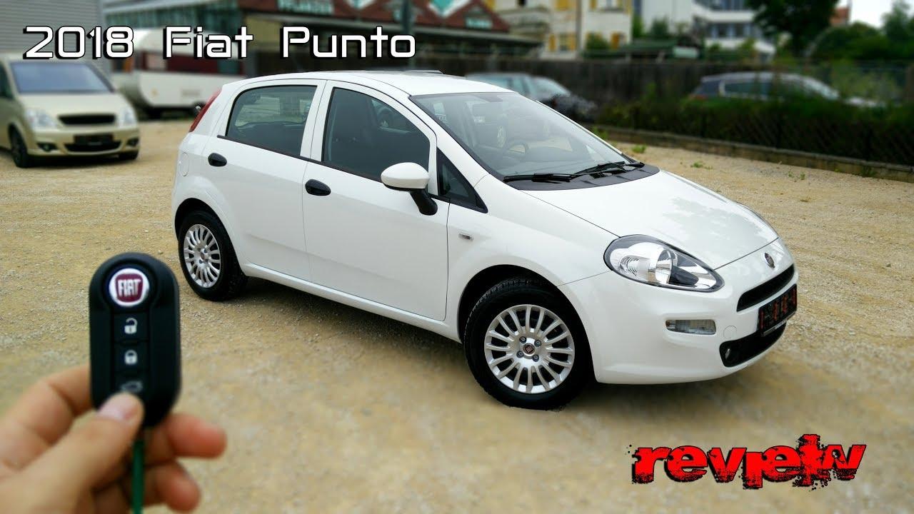Fiat Punto 2018 >> 2018 Fiat Punto Review Youtube