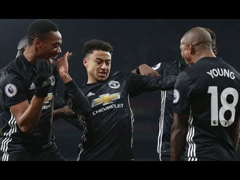 Lingard Milly Rock ARS vs MAN UTD